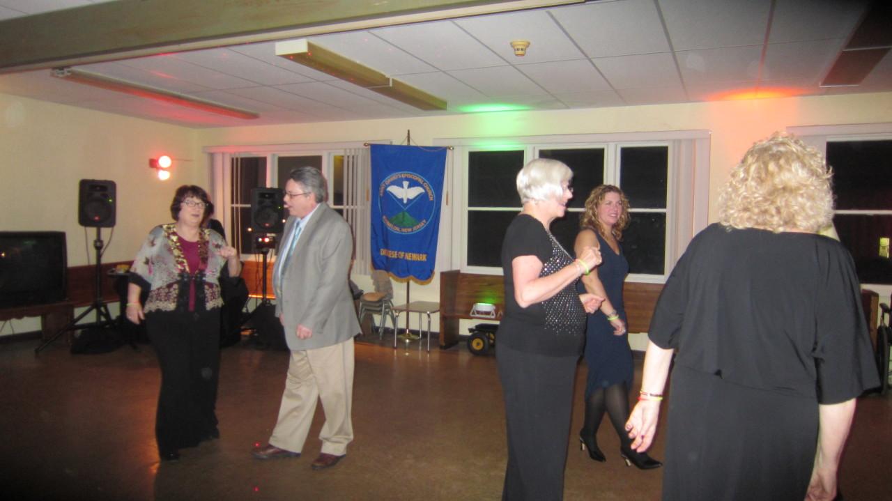 Dress up Fall Social Dance November 14