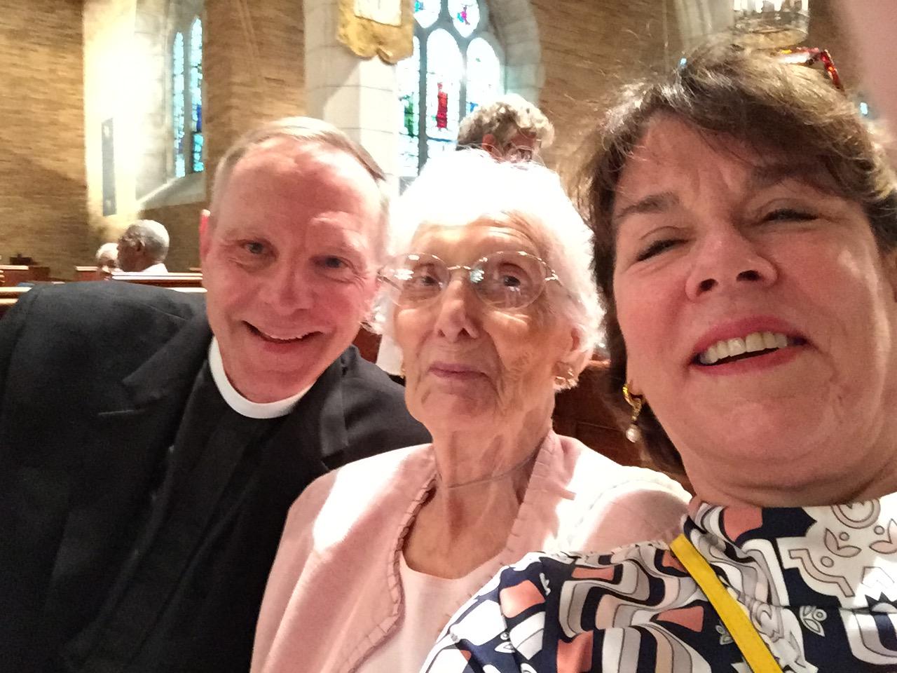 Celebrating lifetimes of service: Joan and David Carpenter