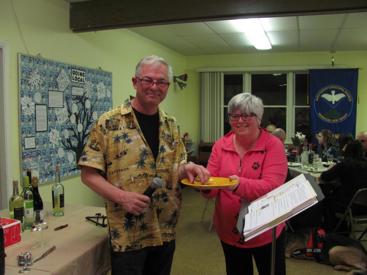 Wine & Food Pairing Event February 2017